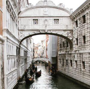 Venezia in 24 ore: il Ponte dei Sospiri