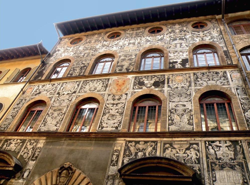 Casa Bianca Cappello Firenze Via Maggio