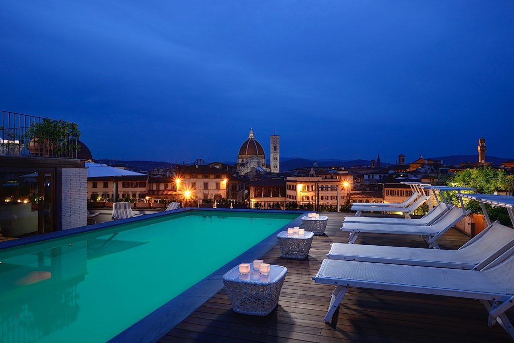 Hotel Minerva Firenze Aperitivo