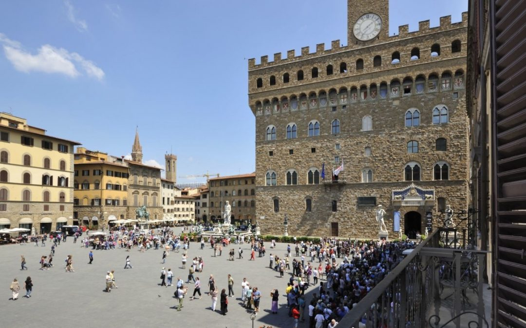 Firenze Gratis - Piazza della Signoria Firenze