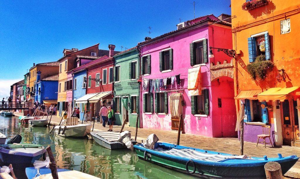 Tour delle Isole di Venezia - Isola di Burano