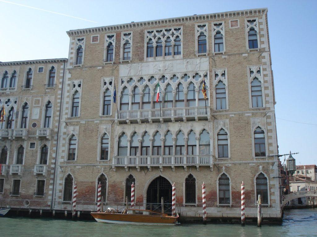 Ca' Foscari –Venice