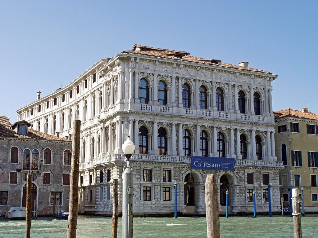 Ca' Pesaro -Venezia