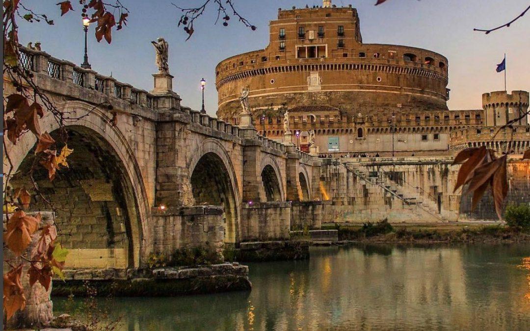 Roma in due giorni durante l'inverno