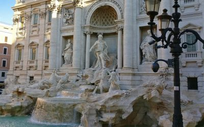 Most Beautiful Fountains in Rome