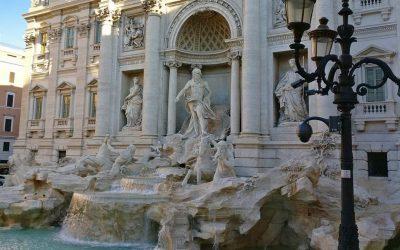 Le Fontane di Roma, una passeggiata per scoprire le più belle della città