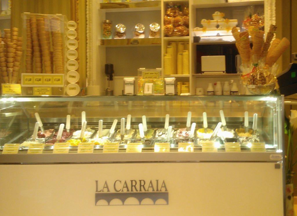 Gelateria La Sorbettiera Firenze
