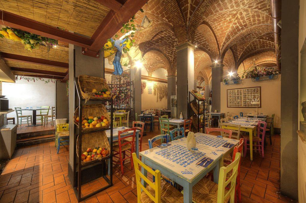 Pizzeria O Muniaciello -Firenze