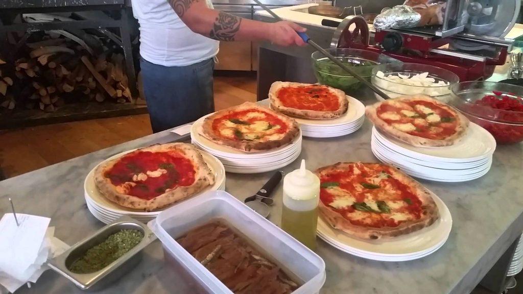 Pizzeria del Mercato Centrale - Firenze