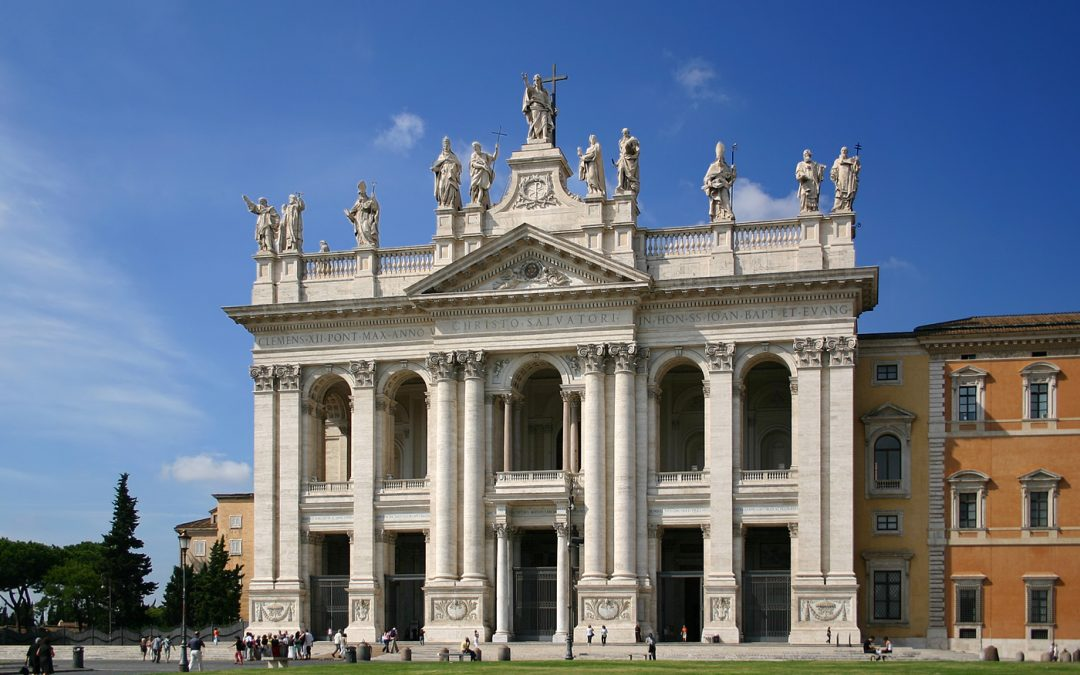 Three most beautiful Basilicas of Rome, absolutely to visit!