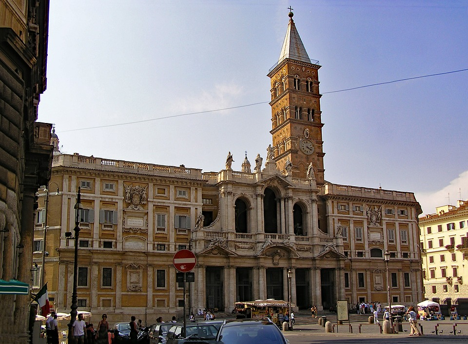 Basilica santa Maria Maggiore