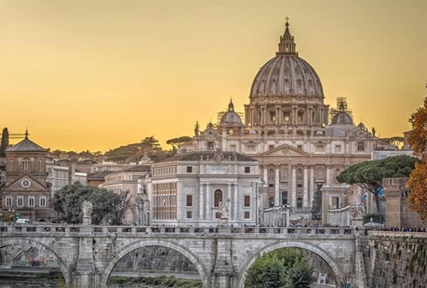Rome à la loupe la Basilique de Saint Pierre, les immanquables