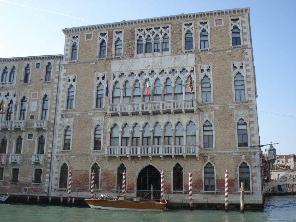 Ca Foscari Venise