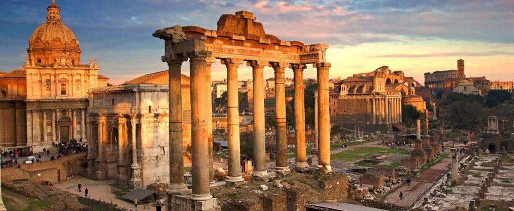 Fore Romanum
