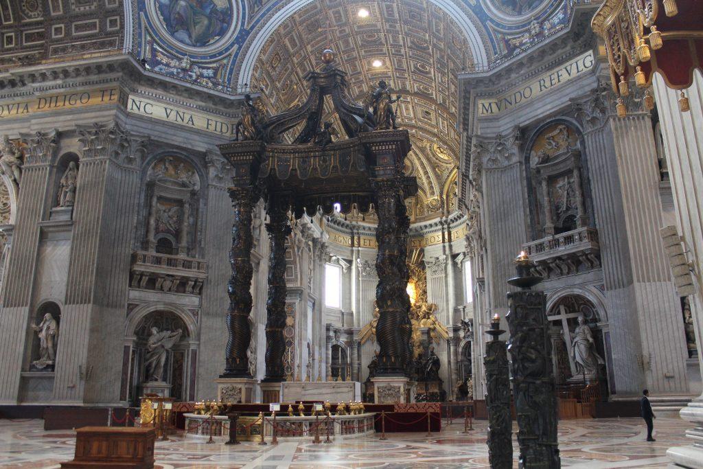 cosa vedere a San Pietro
