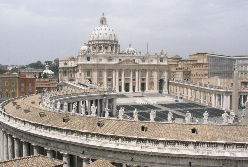Basilique de Saint Pierre - Rome