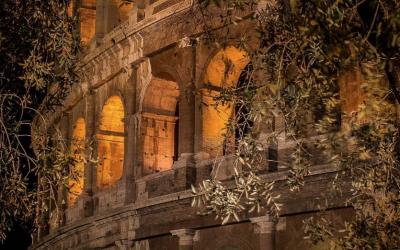 Roma di notte: le meraviglie romane al chiaro di luna
