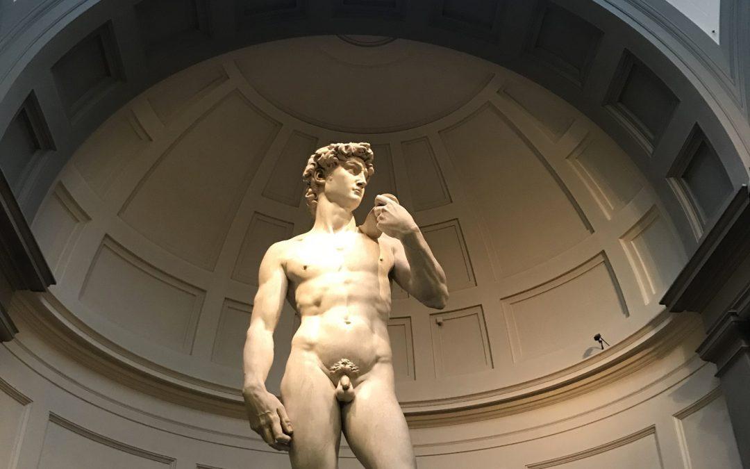Galleria dell'Accademia aperture serali 2018, la Firenze di notte