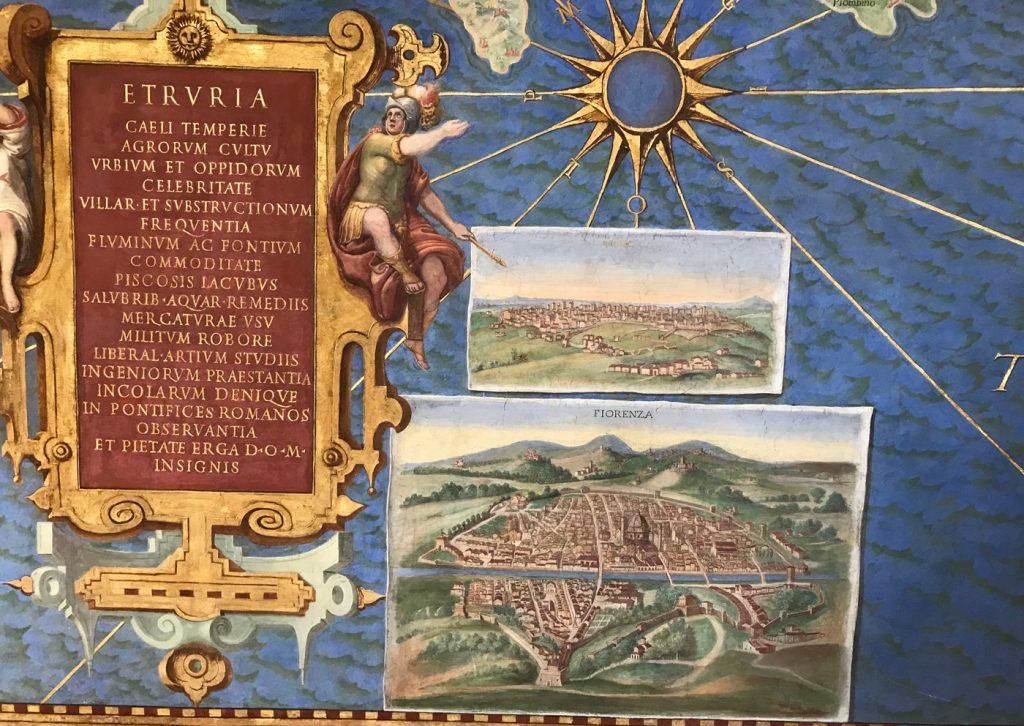 Le Carte Geografiche ai Musei Vaticani