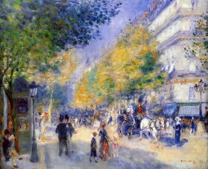 Impressionismo e Avanguardie, Renoir