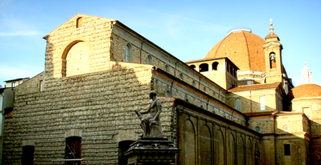 Piazza San Lorenzo, Firenze