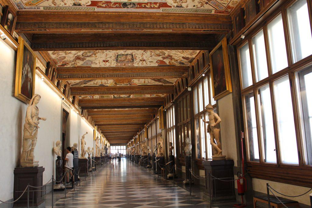 Corridoio Galleria degli Uffizi