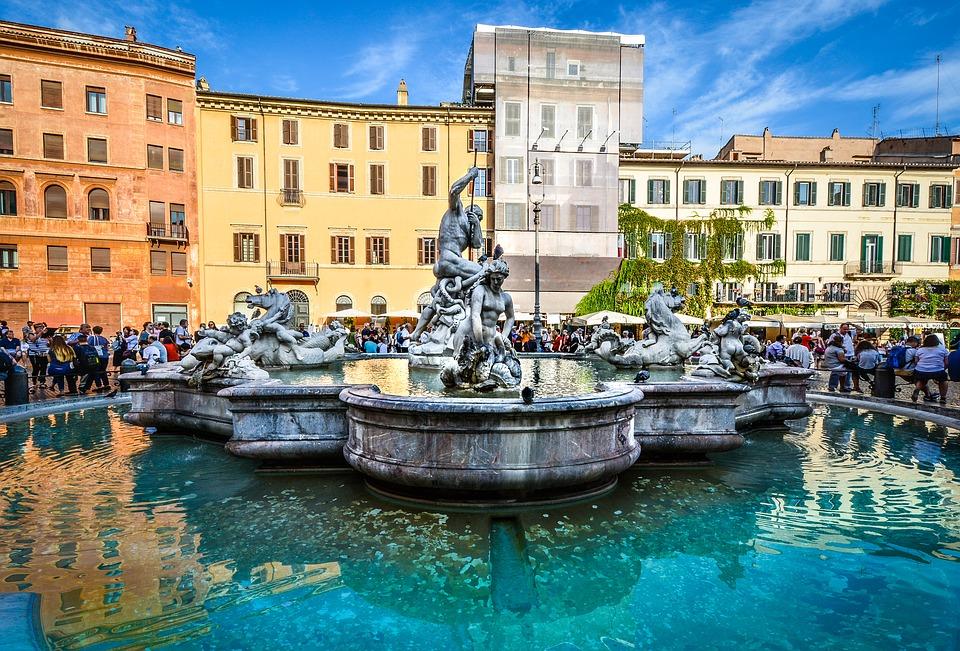 Le 5 Piazze di Roma da visitare almeno una volta