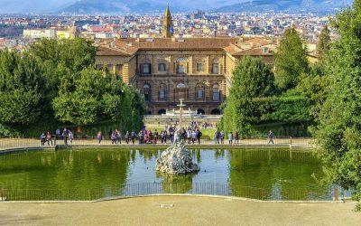 Visitare il Giardino di Boboli: le bellissime fontane