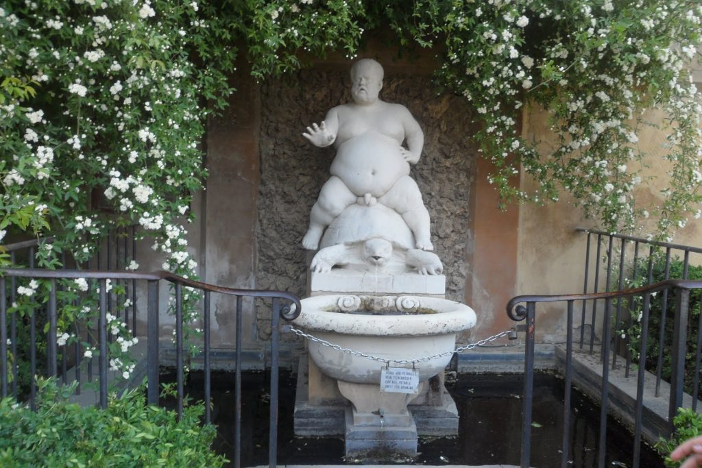 Fountain of Bacchus