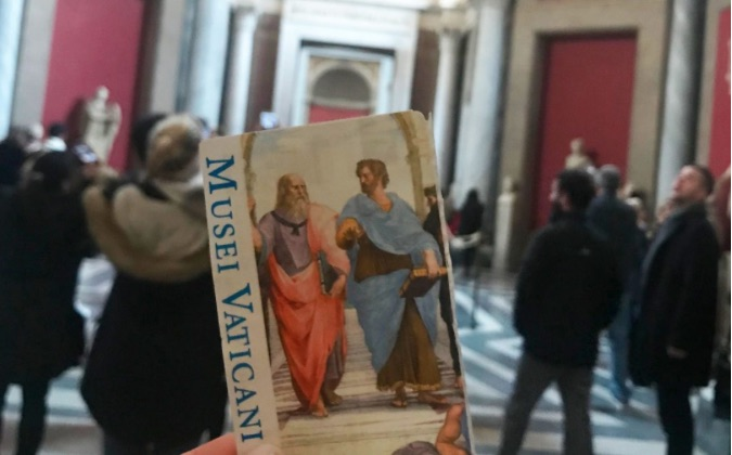 Vatican Museums ticket