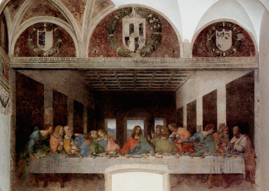 Cenacolo, Leonardo da Vinci