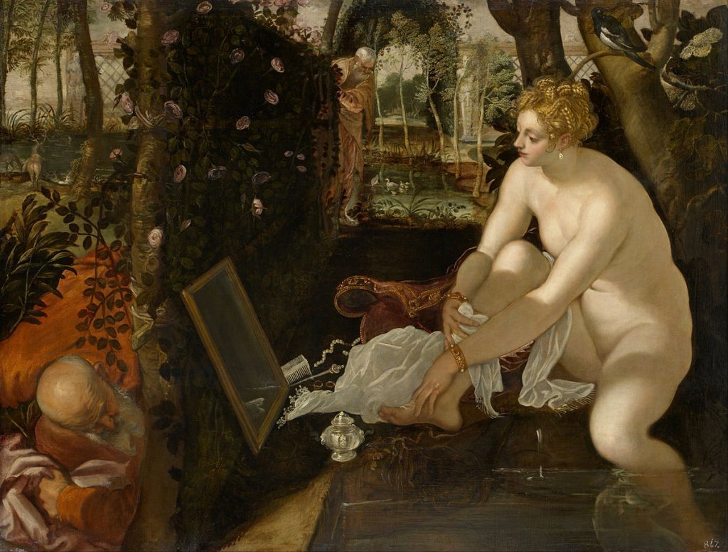 Tintoretto à Venise