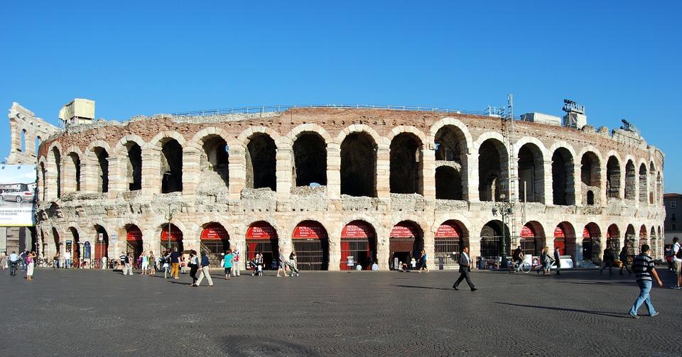 Cosa vedere a Verona: ecco alcuni itinerari