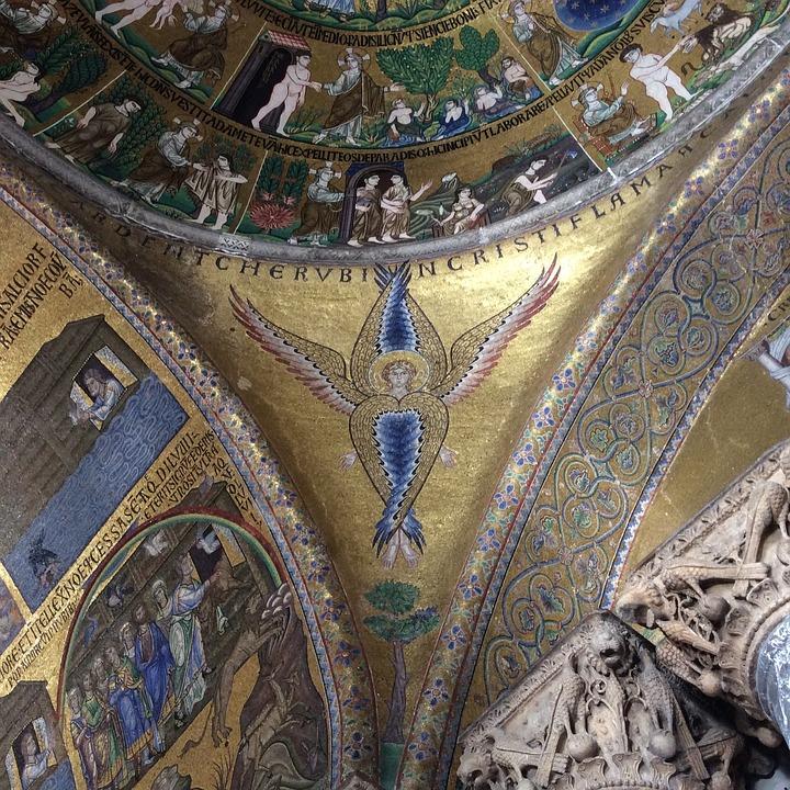 Mosaico Basilica San Marco, Venezia