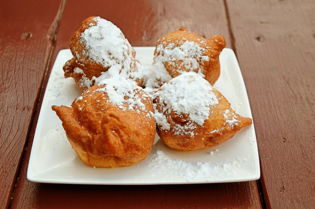 What to eat at Carnevale