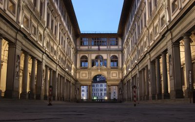 Why You Need to Tour the Uffizi Gallery