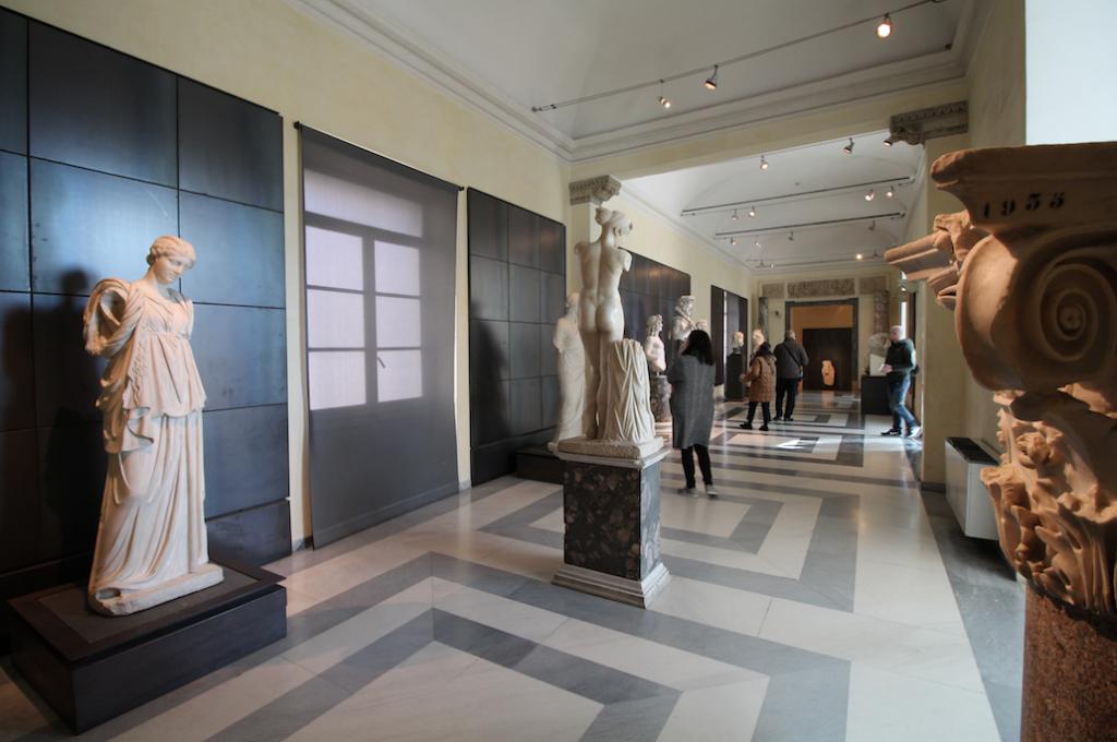 Musei Capitolini Sale espositive