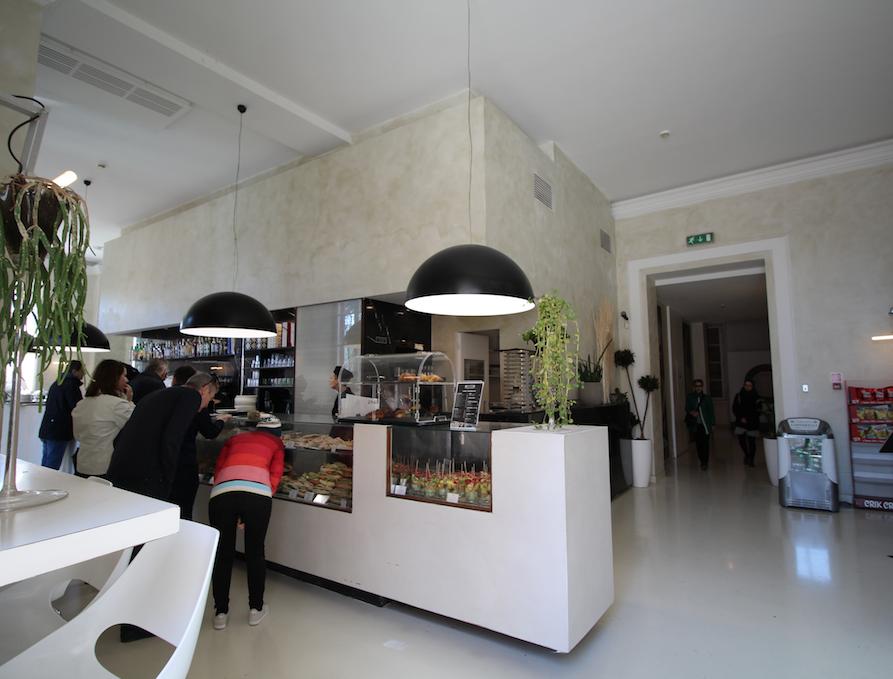 Musei Capitolini Caffetteria