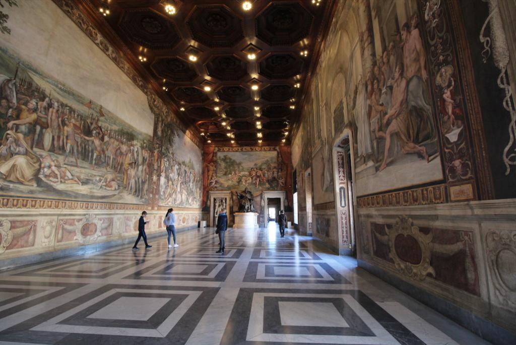 Musei Capitolini Appartamento