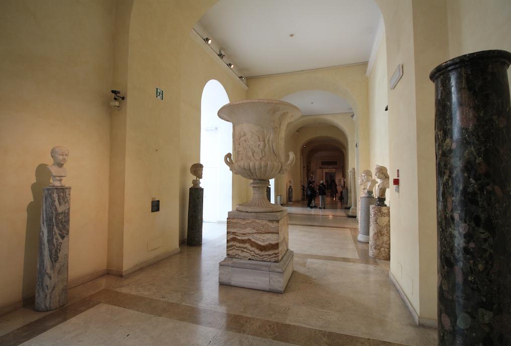 Musei Capitolini gli Horti