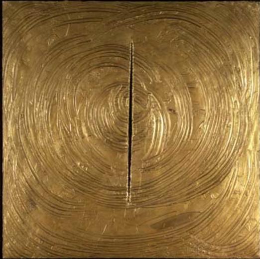 Lucio Fontana à la Galerie Borghese