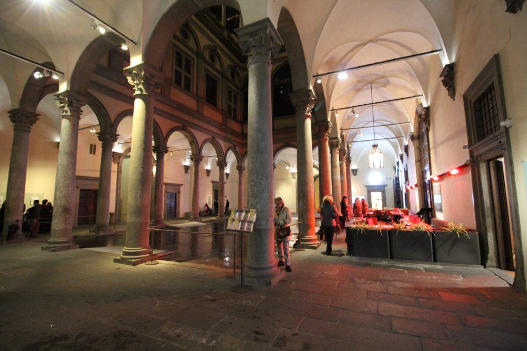 Cortile Palazzo Strozzi