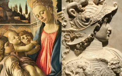Verrocchio à Florence – une très belle exposition sur Verrocchio à Palazzo Strozzi