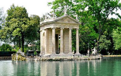 Giardino di Villa Borghese: 4 tesori immersi nel verde