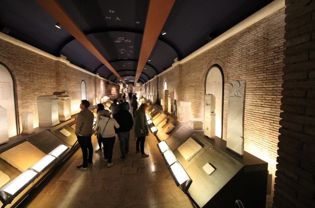 Les Musées du Capitole à Rome
