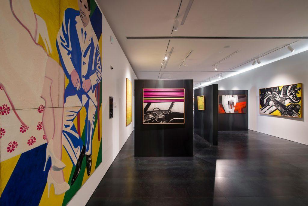 Les centres d'art contemperain en Italie