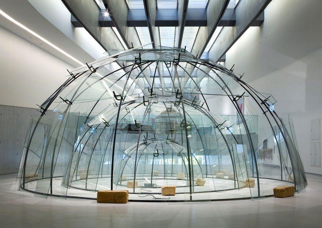 Les centres d'art contemporain en Italie