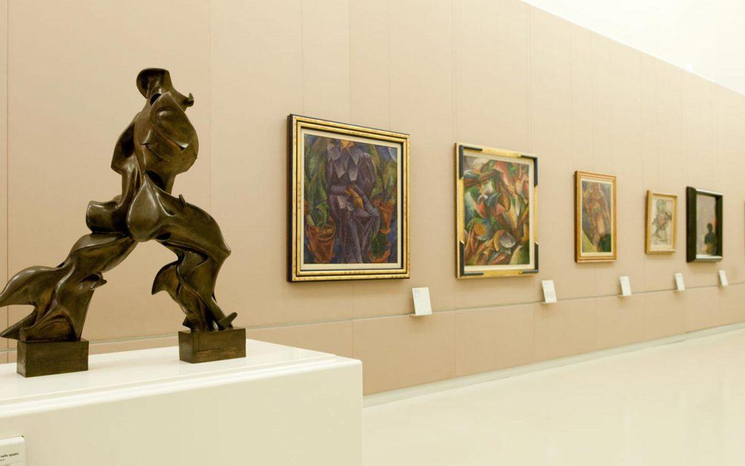 Les centres d'art contemperai en Italie
