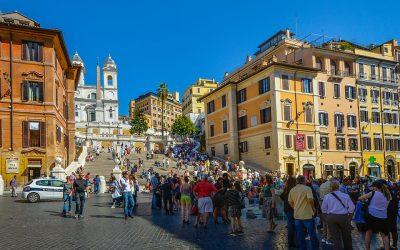 Les 5 places de Rome à voir au moins une fois dans la vie