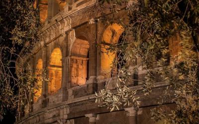 Rome: les merveilles romaines au clair de lune